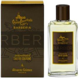 Alvarez Gomez Agua de Colonia Concentrada Barberia одеколон унісекс 150 мл