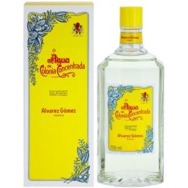 Alvarez Gomez Agua de Colonia Concentrada kolínská voda pro ženy 750 ml