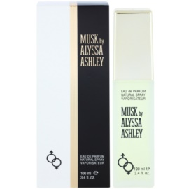 Alyssa Ashley Musk parfumska voda uniseks 100 ml