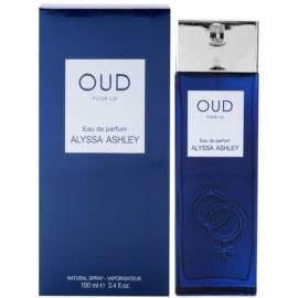 Alyssa Ashley Oud Pour Lui eau de parfum férfiaknak 100 ml