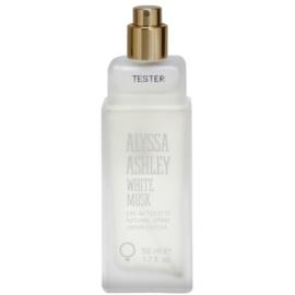Alyssa Ashley Ashley White Musk toaletní voda tester pro ženy 50 ml