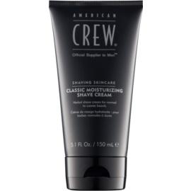 American Crew Shaving Classic bylinný krém na holení  150 ml