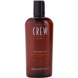 American Crew Classic hydratační šampon  250 ml