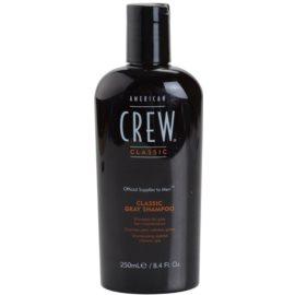 American Crew Classic шампунь для сивого волосся  250 мл