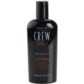 American Crew Classic shampoing pour cheveux gris  250 ml