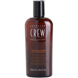 American Crew Classic champô de limpeza para uso diário  250 ml