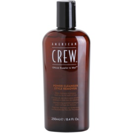 American Crew Classic champú limpiador para uso diario  250 ml