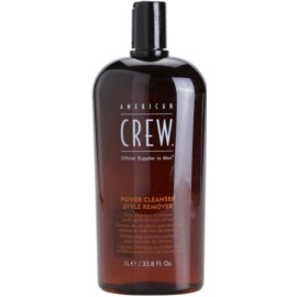 American Crew Classic shampoing purifiant à usage quotidien  1000 ml