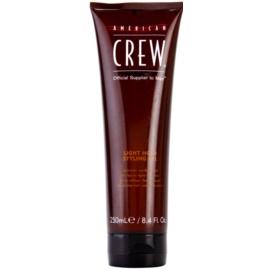 American Crew Classic gel de cabelo fixação ligeira  250 ml