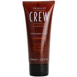 American Crew Classic Hair Styling Gel Fot a Matte Look  100 ml
