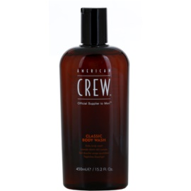 American Crew Classic sprchový gél na každodenné použitie  450 ml