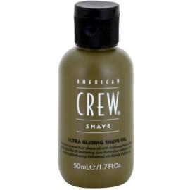 American Crew Shave borotválkozási olaj irritáció és viszketés ellen  50 ml
