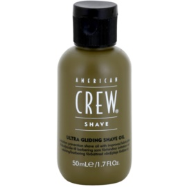 American Crew Shave Shaving Oil Against Irritation And Itching  50 ml