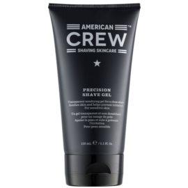 American Crew Shave gel de afeitar para pieles sensibles  150 ml