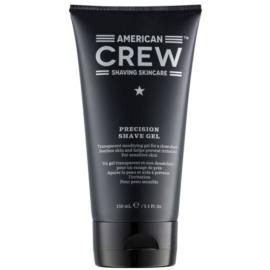 American Crew Shave borotválkozási gél az érzékeny arcbőrre  150 ml