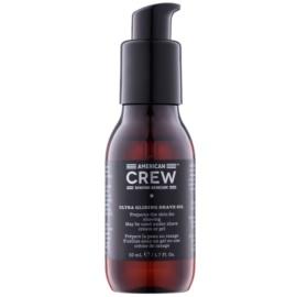 American Crew Shave szakáll puhító olaj  50 ml