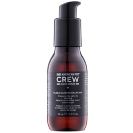 American Crew Shaving mehčalno olje za brado   50 ml