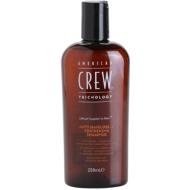 American Crew Trichology obnovující šampon proti padání vlasů pro muže  250 ml