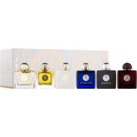 Amouage Miniatures Bottles Collection Women zestaw upominkowy VII.  woda perfumowana 6 x 7,5 ml