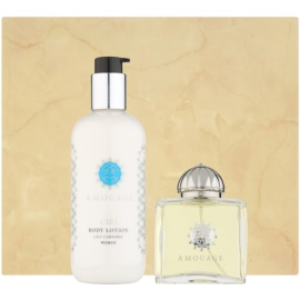Amouage Ciel Gift Set  Eau De Parfum 100 ml + Body Milk 300 ml