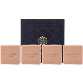 Amouage Dia parfémované mydlo pre mužov 4x50 g