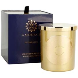 Amouage Divine Oud dišeča sveča  195 g