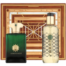 Amouage Epic darilni set I. parfum 100 ml + gel za prhanje 300 ml