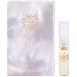Amouage Epic woda perfumowana dla kobiet 2 ml