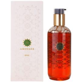 Amouage Epic gel za prhanje za ženske 300 ml