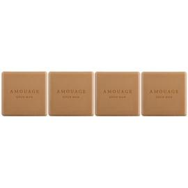 Amouage Gold parfümös szappan férfiaknak 4 x 50 g