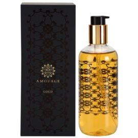 Amouage Gold gel za prhanje za moške 300 ml