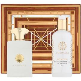 Amouage Honour darilni set I. parfumska voda 100 ml + gel za prhanje 300 ml