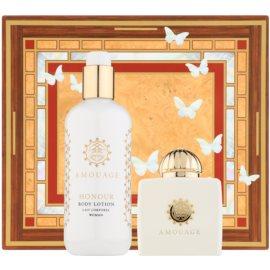 Amouage Honour darilni set II. parfum 100 ml + losjon za telo 300 ml