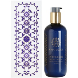 Amouage Interlude Handcreme für Damen 300 ml