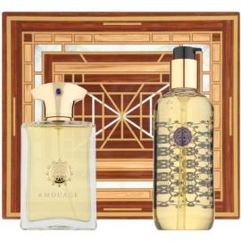 Amouage Jubilation 25 Men darčeková sada I. parfémovaná voda 100 ml + sprchový gel 300 ml