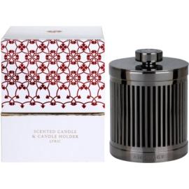 Amouage Lyric vela perfumado 195 g + suporte