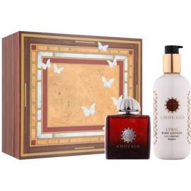 Amouage Lyric darilni set I.  parfum + losjon za telo