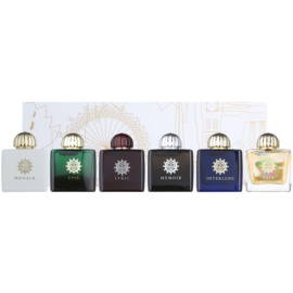 Amouage Miniatures Bottles Collection Women Gift Set  III.  Eau de Parfum 6 x 7,5 ml