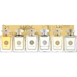 Amouage Miniatures Bottles Collection Men ajándékszett II. Eau de Parfum 6 x 7,5 ml