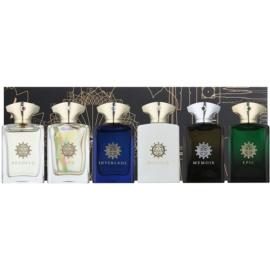Amouage Miniatures Bottles Collection Men ajándékszett III. Eau de Parfum 6 x 7,5 ml