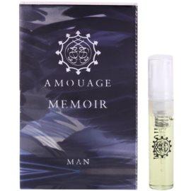 Amouage Memoir Parfumovaná voda pre mužov 2 ml