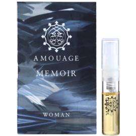 Amouage Memoir eau de parfum nőknek 2 ml