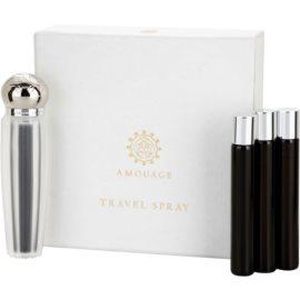 Amouage Memoir парфумована вода для жінок 4 x 10 мл (1x мінний флакон + 3x Наповнювач)