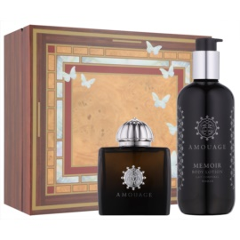 Amouage Memoir Geschenkset I. Eau de Parfum 100 ml + Körperlotion 300 ml