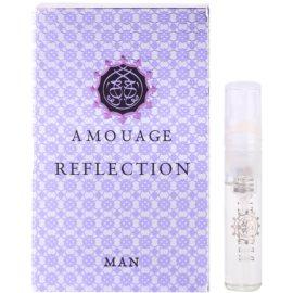 Amouage Reflection Eau de Parfum voor Mannen 2 ml