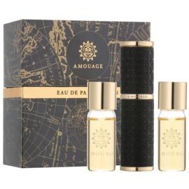 Amouage Reflection Eau de Parfum voor Mannen 3 x 10 ml (1x Navulbaar + 2x Navulling)