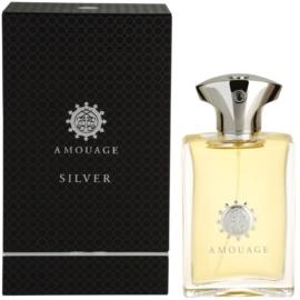 Amouage Silver Eau de Parfum para homens 100 ml