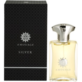 Amouage Silver woda perfumowana dla mężczyzn 50 ml