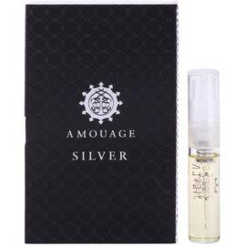 Amouage Silver woda perfumowana dla mężczyzn 2 ml