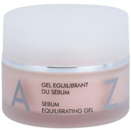 André Zagozda Face gel za obraz, ki regulira tvorbo kožnega sebuma s pomlajevalnim učinkom  50 ml